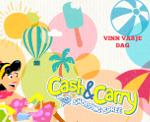 Prova Cash & Carry Shopping Spree & vinn 500kr plus 100 omsättninsgfria snurr