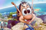 50 freespins i det nysläppta spelet Hugo finns att hämta hos CasinoHeroes