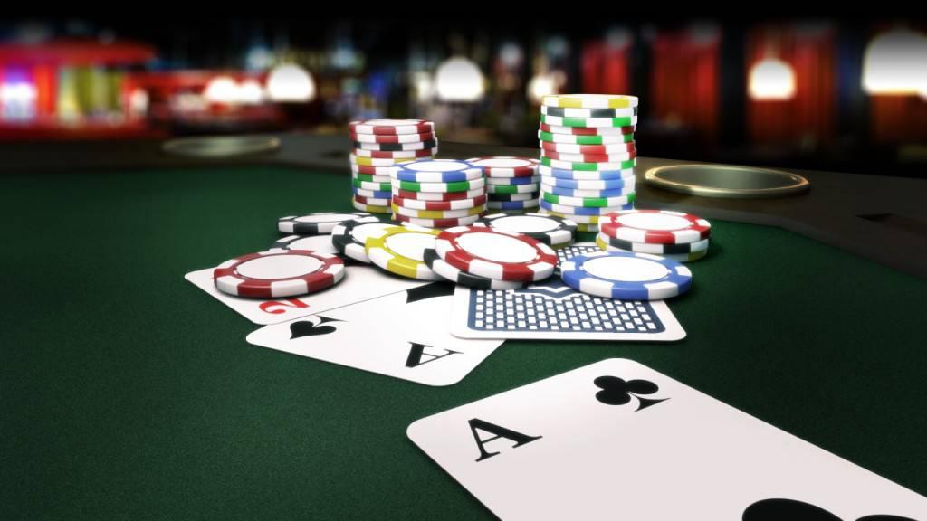 kortspel för en spelare
