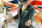 Vinn en VIP-resa med en 'Brittisk Driving Weekend-upplevelse' värt 30,000 kr