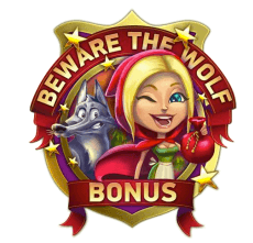 Spela Fairytale Legends: Red Riding Hood spelautomat på nätet på Casino.com Sverige