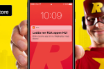 Nu finns casinot Rizk även i iOS app, läs mer och ladda ner appen!