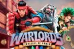 Förhandstitt på NetEnts nya spel Warlords Crystal of Power – släpps 24 nov
