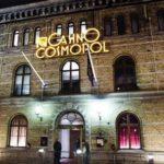 6 personer fördes till sjukhus från Casino Cosmopol ikväll