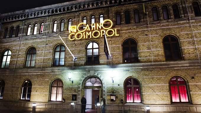 Statdsägda Svenska casinon