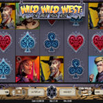 Prova NetEnt`s nya spelautomat Wild Wild West The Great Train Heist