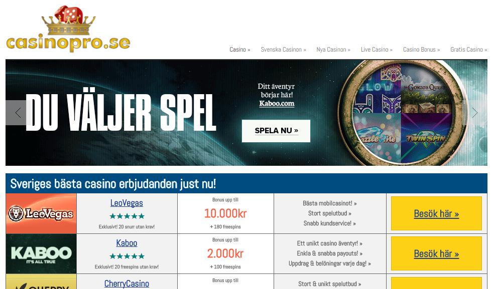 casinopro 2014