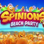 25 gratisssnurr utan insättning och utan omsättning i Spinions Beach Party