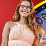 10% extra i cash när du spelar på lyckohjulet Dream Catcher hos SverigeCasino