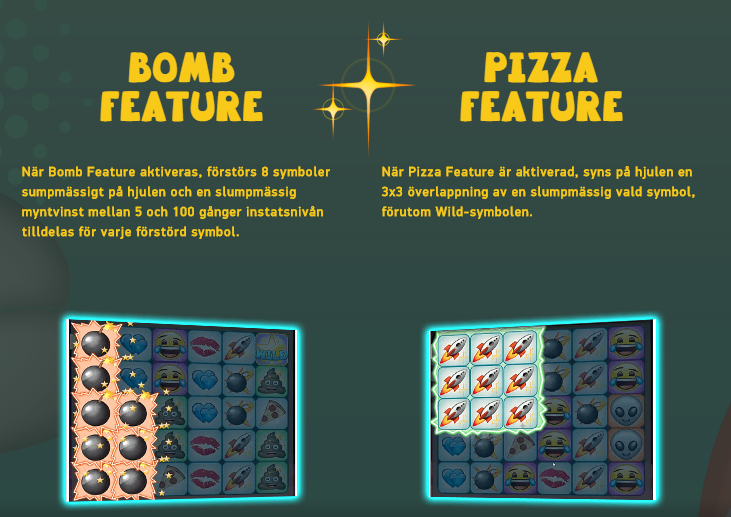 bomb feature