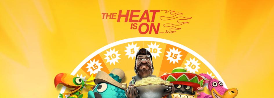 heat is on