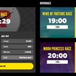 Rizk race – Spännande tävlingar dygnet runt med extra priser