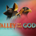Prova Yggdrasil`s nya spelautomat Valley of the Gods med 3 125 olika vinstsätt