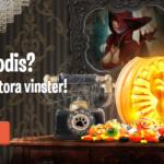 Ha en dödskul Halloween vecka hos LeoVegas med spöken & 200.000kr extra vinster