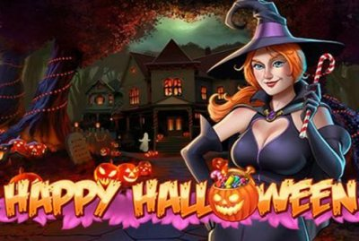 Happy Halloween Slot från PlaynGo - Spela gratis online