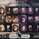 Planet of the Apes – NetEnt`s nya spelautomat lanseras idag den 23:e oktober, provspela gratis här!