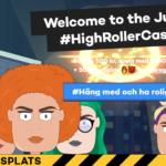 Välkommen till djungeln – Vår väntan på Highroller casino är äntligen över!