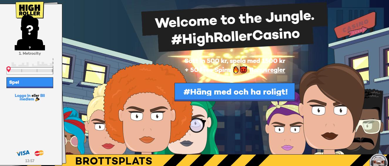 roulette svenska spel Åkersberga