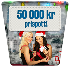 Sveacasino december kampanj