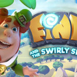 Prova NetEnt`s nya spel Finn and the Swirly Spinn med 4 free spins & 4 bonus funktioner
