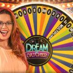 Unibet Live Casino: Spela lyckohjulet Dream Catcher & delta i utlottning på 100.000kr
