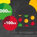 Mobilautomatens gratis erbjudande är tillbaka – Få 100kr gratis utan insättning första gången