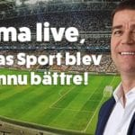 LeoVegas erbjuder nu live streaming & chansen att hämta ut en landslagströja