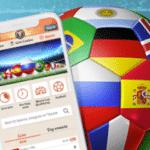 Fotbollsfest: femte bettet gratis hos LeoVegas!