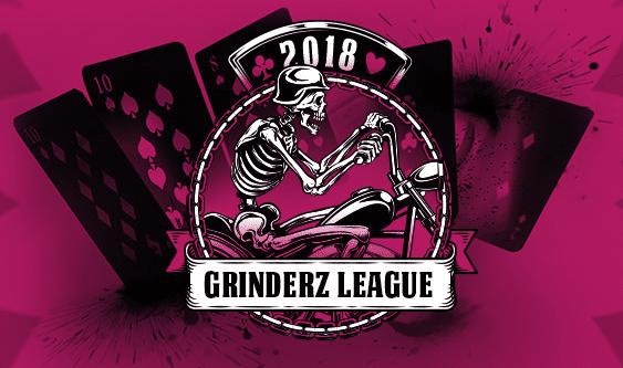 grinderz league logo tonybet