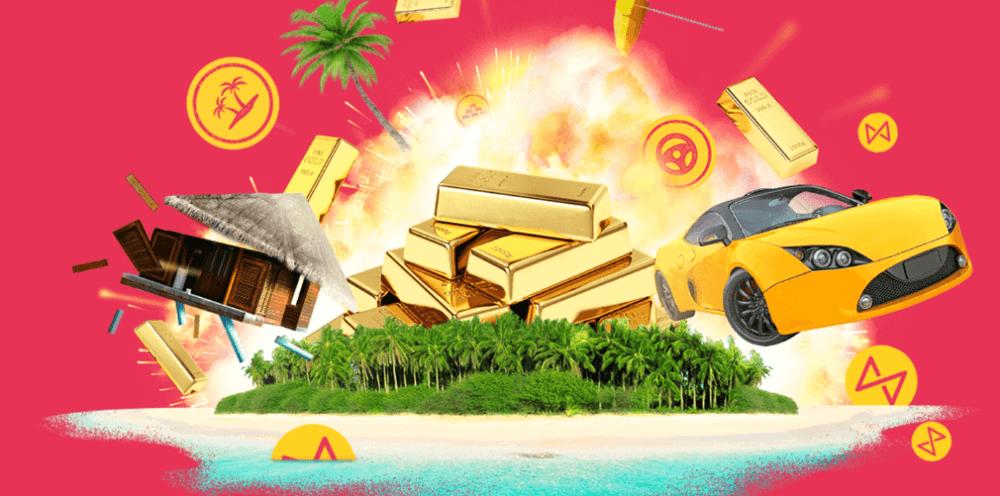 Sommarjackpot hos Omnia Casino