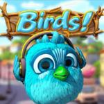 Prova den färgsprakande sloten Birds!