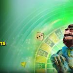 250% i bonus upp till 2500kr med 25 free spins i November bonus hos 888 casino