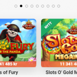 Spela nya progressiva jackpott spel varje dag hos LeoVegas