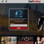 Nya spelsajten Bettoday från bethard Group är live med 2000kr & 200 freespins