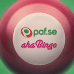 AhaBingo har stängt ner sin verksamhet – Paf tar hand om alla bingospelare