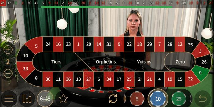 NetEnt lanserar ett nytt mobilgränssnitt för sin live Roulette-produkt för att höja användarupplevelsen