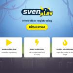SvenPlay casino – Nytt casino lanserat januari 2020 av Evoplay Limited