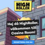 Highroller casino stänger ner, hänvisar Svenska kunder till Casinoroom