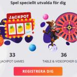 SlotV har fått Svensk licens, bjuder på 10.000kr och 50 cashspins + snabb inloggning