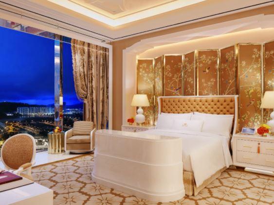 Hotel istana Wynn