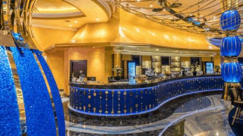 Kasino Raja Rozvadov di dalam