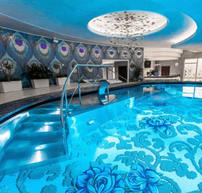 Kolam King's Casino Rozvadov