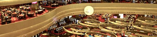 Spelbord i casinot